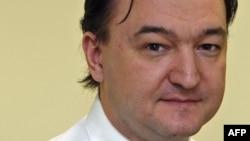 Sergei Magnitsky in a 2006 photo