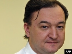 Russian lawyer Sergei Magnitsky died while in custody in 2009.