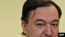Russian Lawyer Sergei Magnitsky