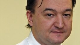 Sergei Magnitsky in a 2006 photo