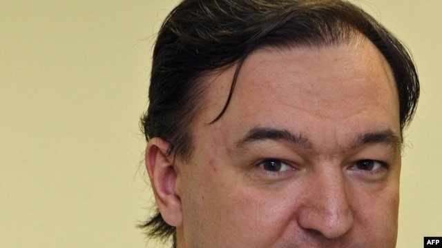 Russian lawyer Sergei Magnitsky died in custody in November 2009.