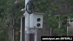 Armenia - Cameras to measure speed of cars in Armenia