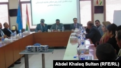 Iraq - Seminar in the Faculty of Political Science at the University of Dohuk, 24Apr2014