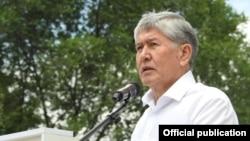 Алмазбек Атамбаев, 8-июнь, 2019-жыл.
