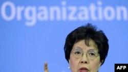 JSST Bosh direktori Dr.Margaret Chan