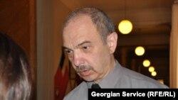 Грузинский политолог Петр Мамрадзе