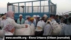 Зангиатинским учителям сообщили, что на собранные у них деньги наймут чернорабочих.