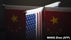 Zastava SAD-a i Kine