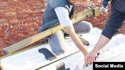 "Украинские ПЗРК, изъятые у ячейки ""ИГ"" в Кувейте, фото Arab Times Online"