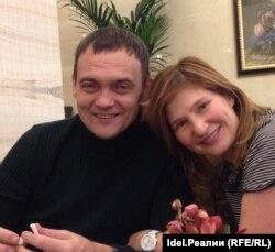 Рустем и Лилия Ахметшины