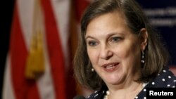 U.S. Assistant Secretary of State Victoria Nuland