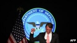Ministrul american al apărării Ash Carter