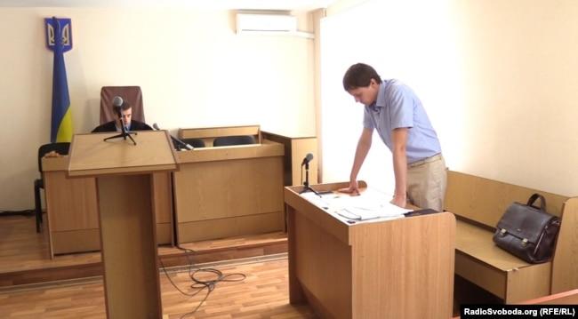 Судовий процес щодо подальшої долі колишніх бойовиків угроповань «ЛНР» і «ДНР» у Слов'янську
