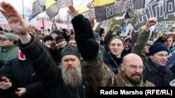 Москва. Гlурус нацистазул митинг, 2011