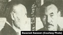 Григорий Гуркин. Фото из дела НКВД. 1937 год
