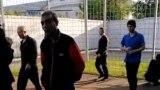 Муҳоҷирони тоҷик дар як боздотгоҳи Мордовия