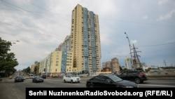 Харківське шосе, Київ