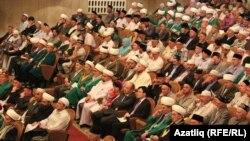 Татар имамнары Казанга җыенга дүртенче тапкыр киләчәк