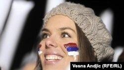 Doček vaterpolista i rukometaša u Beogradu