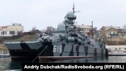 Ruska crnomorska flota u Sevastopolju