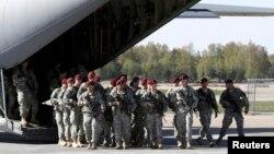 Un contingent american de trupe speciale, în Letonia