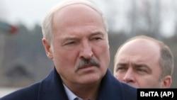 Predsednik Belorusije Aleksandar Lukašenko