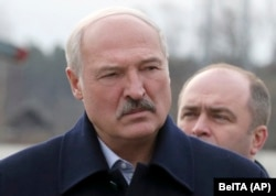 "President Lukashenka has said ""no one will die of the coronavirus in our country."""