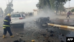 Kirkuk, Irak - 19 prill 2012