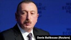 Presidenti i Azerbajxhanit, Ilham Aliyev, foto nga arkivi