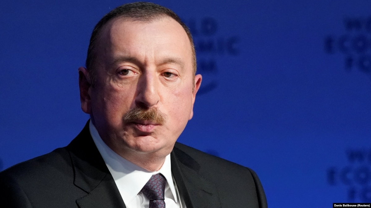 Azerbaijan Schedules Snap Presidential Election In April