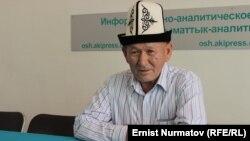 Курманбек Шоноев