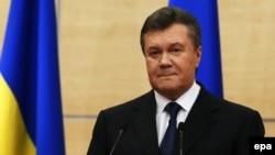 ویکتور یانوکوویچ، رییس جمهوری برکنار شده اوکراین