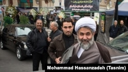 حسین طائب رئیس سازمان اطلاعات سپاه