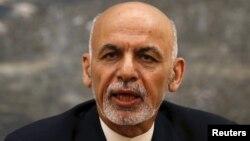 Ауғанстан президенті Мохаммад Ашраф Ғани.