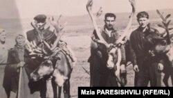 Второе переселение в Бурятию. 1954 г.