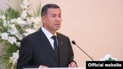 "Türkmenistanyň wise-premýeri Baýmyrat Hojamuhammedow ""proýektiň amala aşmagy bilen muňa gatnaşýan ähli taraplaryň sosial-ykdysady taýdan özgermegine güýçli iterginiň boljakdygyny"" aýtdy."