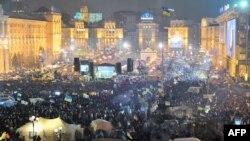 Киев, Эгемендик аянты. 17-декабрь, 2013-жыл