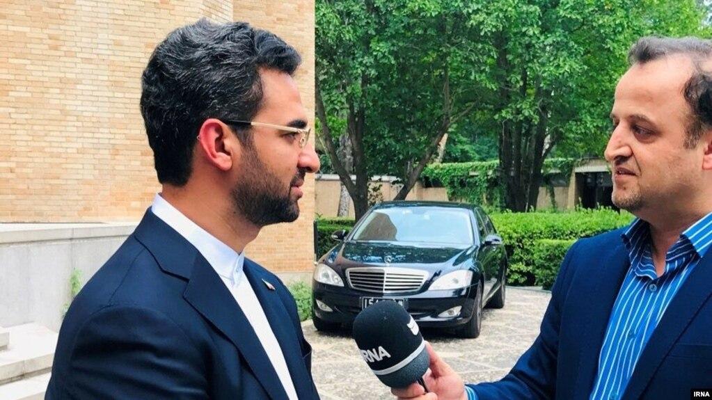 وزیر ارتباطات ایران خبر «پرتاب ناموفق» ماهواره را تکذیب کرد