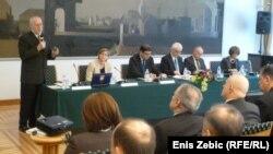 Javna prasprava o rezultatima istraživanja o ulozi škole i socijalnoj integraciji u Vukovaru