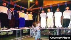 عکس ارتباطی به اعدامهای زاهدان ندارد و تزئینی است