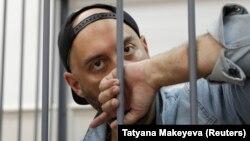 Кирилл Серебренников в Басманном суде Москвы