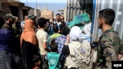 Evakuacija iz Alepa, 2. avgust 2016.
