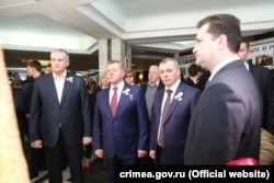 Сергей Аксенов, Олег Белавенцев, Владимир Константинов