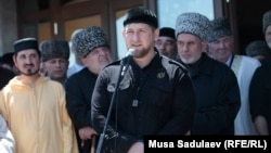 Chechen leader Ramzan Kadyrov said he was shocked at how the Russian journalists were treated in detention.
