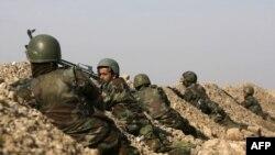 Trupat ushtarake afgane
