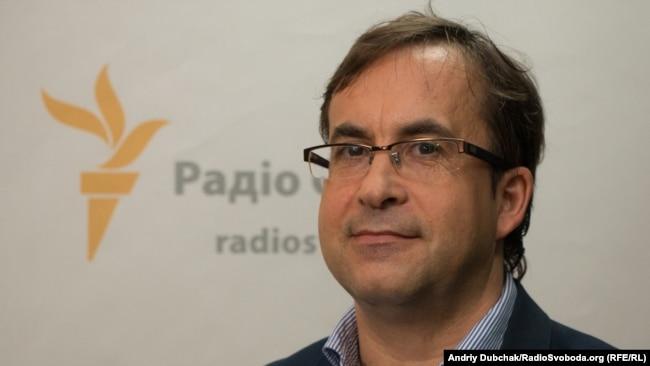 Сергій Згурець, військовий експерт, керівник агенції Defense Express