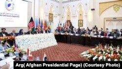 کابل پروسې دويمه غونډه