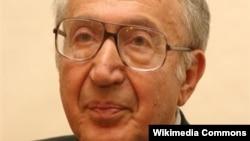 Ричард Пайпс, американский историк, профессор русской истории Гарвардского университета.