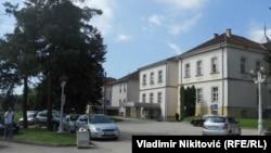 Ulazak u bolnički krug, jedini radni angažman: Bolnica u Gornjem Milanovcu