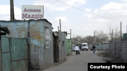 Столовая на окраине города Астаны. Иллюстративное фото.